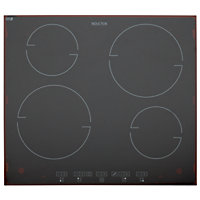 Bush BPIH60B Touch Control Induction Electric Hob - Black.