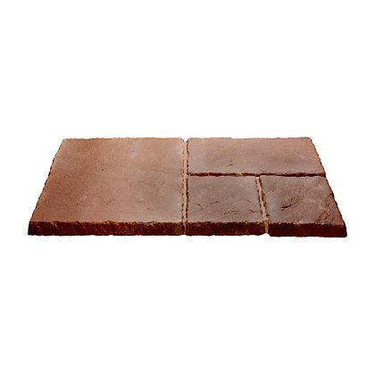 Image for Brett Avebury Paving Mixed Size Patio Pack 5.63sq m 25 Pack - Pale Ochre from StoreName