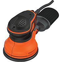 Black and Decker 240W Paddle Switch Random Orbit Sander