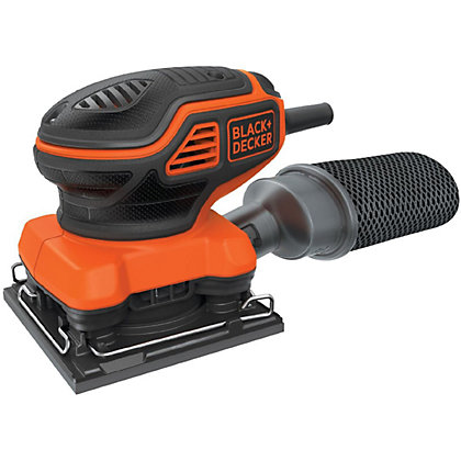 Image for Black and Decker Compact 1/4 Sheet Sander from StoreName