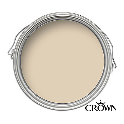 Image for Crown Fashion For Walls Sumptuous Silk - Indulgence Matt Emulsion Paint - 125ml Tester from StoreName