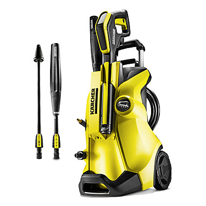 karcher k4 full control pressure washer. Black Bedroom Furniture Sets. Home Design Ideas