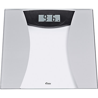 Image for Weight Watchers Ultra Slim Glass Precision Electronic Scales from StoreName