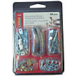 Economic Multipurpose Picture Hanging Kit - 66 Pack