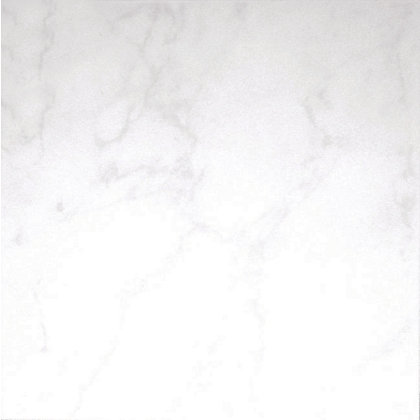 Image for Verona Floor Tiles - White - 330 x 330mm - 9 Pack from StoreName