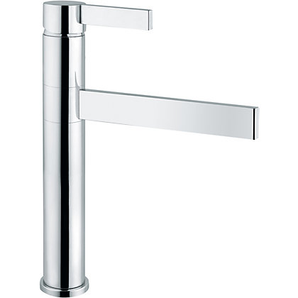 Image for Fizz Single Lever Kitchen Tap - Chrome from StoreName