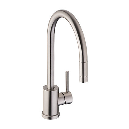 Image for Virgo Dual Handle Filter Kitchen Tap - Chrome from StoreName