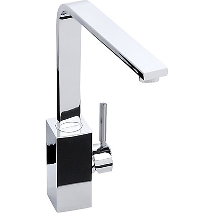 Image for Kubist Dual Handle Monobloc Kitchen Tap - Chrome from StoreName