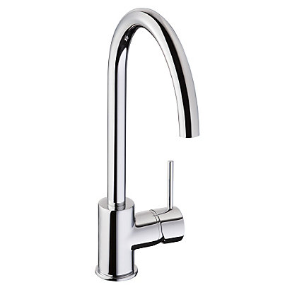 Image for Vision Single Lever Kitchen Tap - Chrome from StoreName