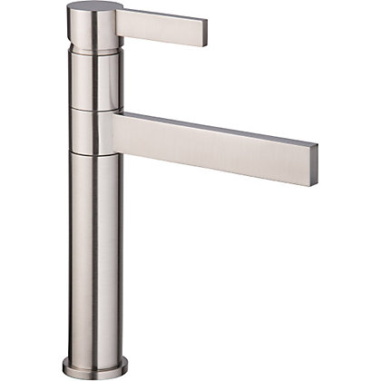 Image for Fizz Single Lever Kitchen Tap - Brushed from StoreName