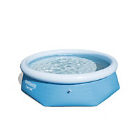 Quick Up Paddling Pool - 8ft
