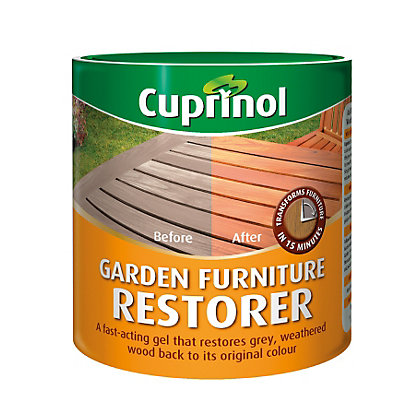Image for Cuprinol Garden Furniture Restorer - 1L from StoreName