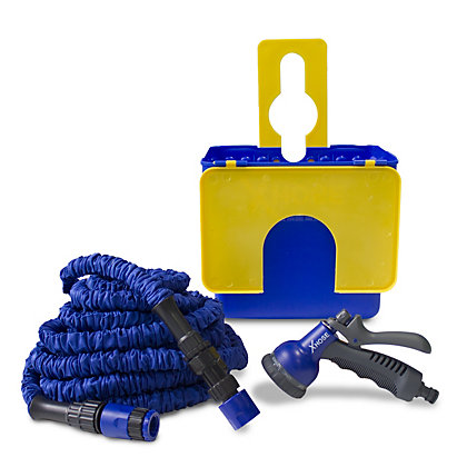 Image for XHose Hose & Nozzle Bundle - 50ft from StoreName