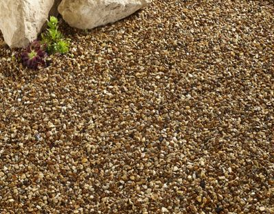 Decorative Stones Garden Gravel Chippings Homebase