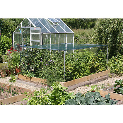 Image for Tildenet Fruit Cage Starter Kit - 6ft x 6ft from StoreName