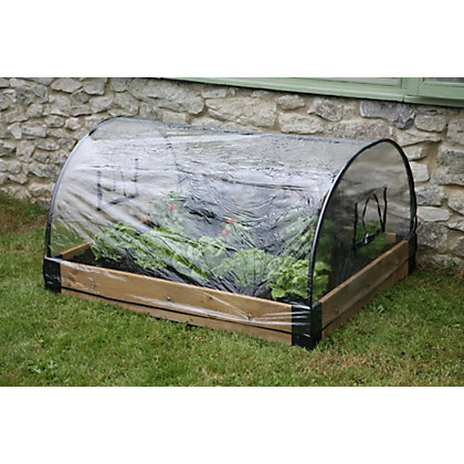 Image for Tildenet Raised Bed Weather Protection Poly Cover from StoreName