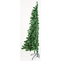 6ft 1/2 Wall Artificial Christmas Tree