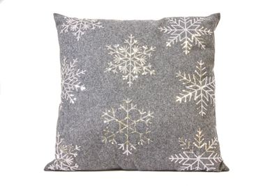 Image for Snowfake Cushion from StoreName