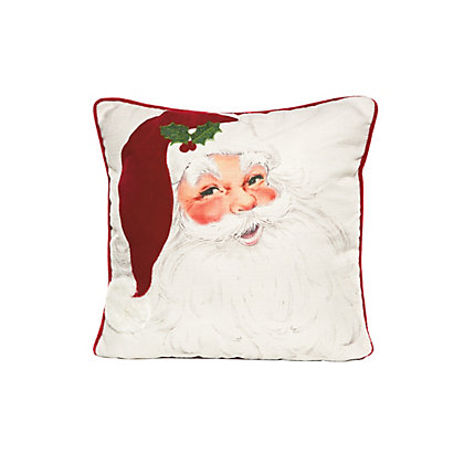 Image for Santa Cushion from StoreName