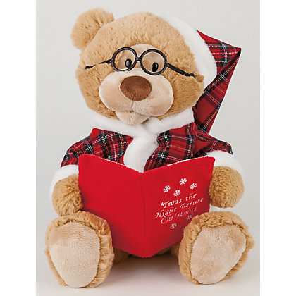 Image for Night Before Christmas Bear from StoreName