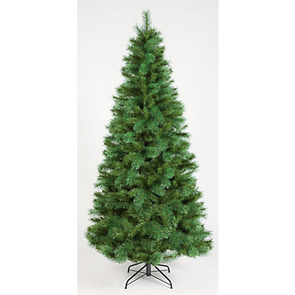 Image for 7ft Dew Drop Artificial Christmas Tree from StoreName