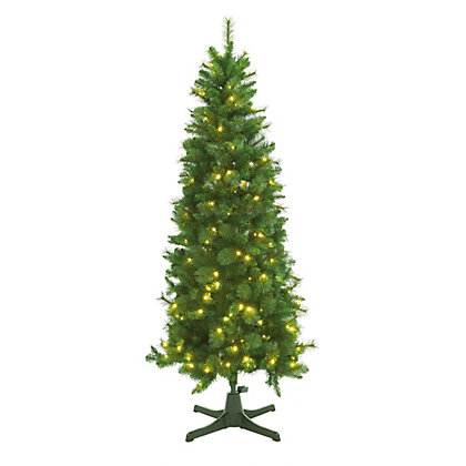 Image for 7ft Rotating Christmas Tree from StoreName