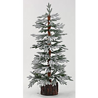4ft Snowy Larch Artificial Christmas Tree
