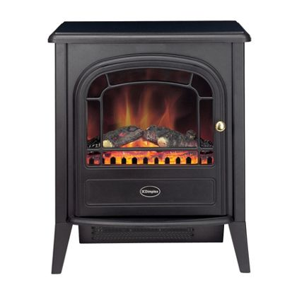 Dimplex Club 2kW Electric Stove - Electric & Multi Fuel Stoves - Dimplex & Beldray At Homebase