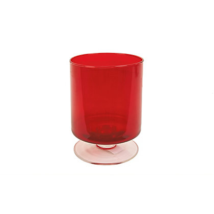 Image for Small Red Tealight Hurricane from StoreName