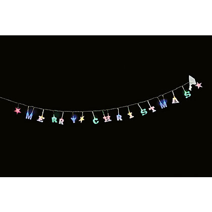 Image for Merry Christmas LED String Lights from StoreName