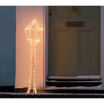 Image for 5ft Light Up Lamp Post from StoreName