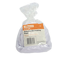 Homebase Value Assorted Decorating Rags