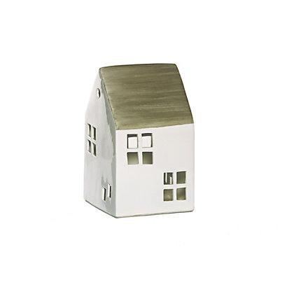 Image for Light Up Porcelain House Ornament from StoreName