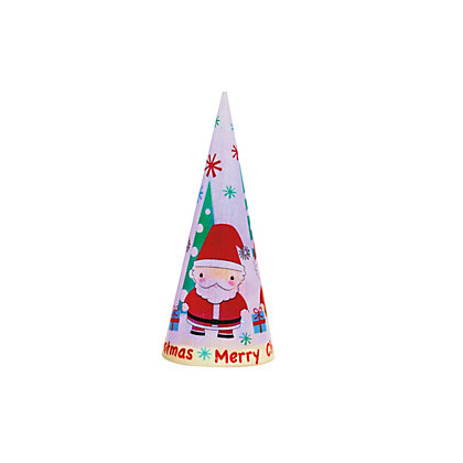 Image for LED Santa Cone Light from StoreName