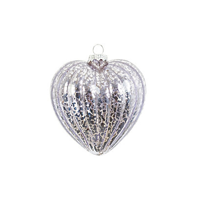 Image for Lilac Glass Bauble from StoreName