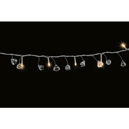 String Lights Homebase : Gem Beaded String Lights