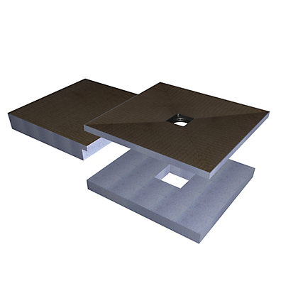 Image for Universal Sub Element for 10x10cm Wet Room Tray from StoreName