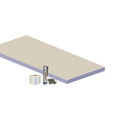 Image for Waterproof Board Floor Kit - 2.88 Sqm from StoreName