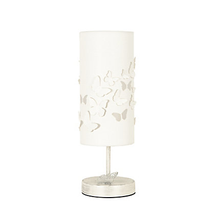 Image for Jasmine Butterfly Cut Out Table Lamp from StoreName