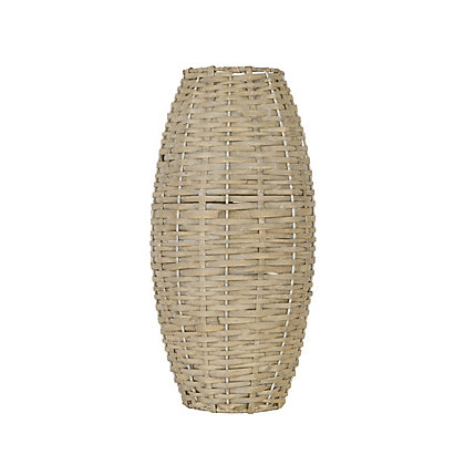 Image for Marissa Woven Tube Table Lamp from StoreName