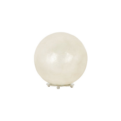 Image for Pearl Round Table Lamp from StoreName