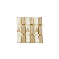 Luxury Gold Crackers 6 pack