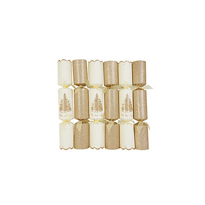 Image for Luxury Gold Crackers 6 pack from StoreName