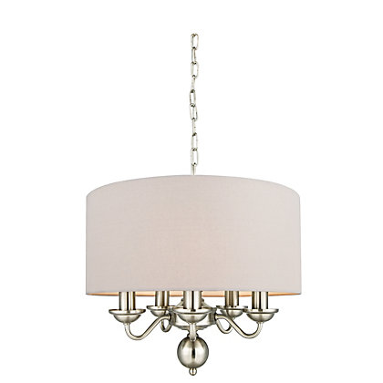 Image for 5 Lamp Chandelier Pendant Light from StoreName