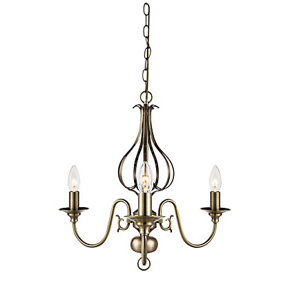 Image for Own Design Cage 3 Lamp Chandelier from StoreName