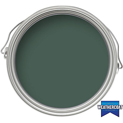 Image for Weathercoat Village Green - Exterior Satin Paint - 750ml from StoreName