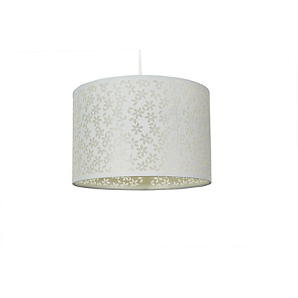 Image for Sophia 30cm Lamp Shade - Grey from StoreName