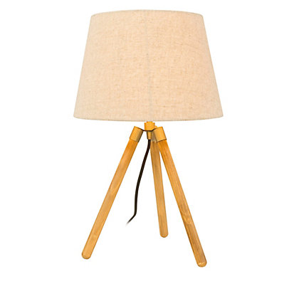 Image for Isla Tripod Table Lamp from StoreName