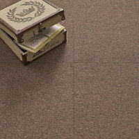 Vitrex Value Carpet Tile Brown