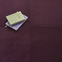 Vitrex Premium Carpet Tile Plum